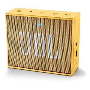 JBL Bluetooth Lautsprecher Go Yellow