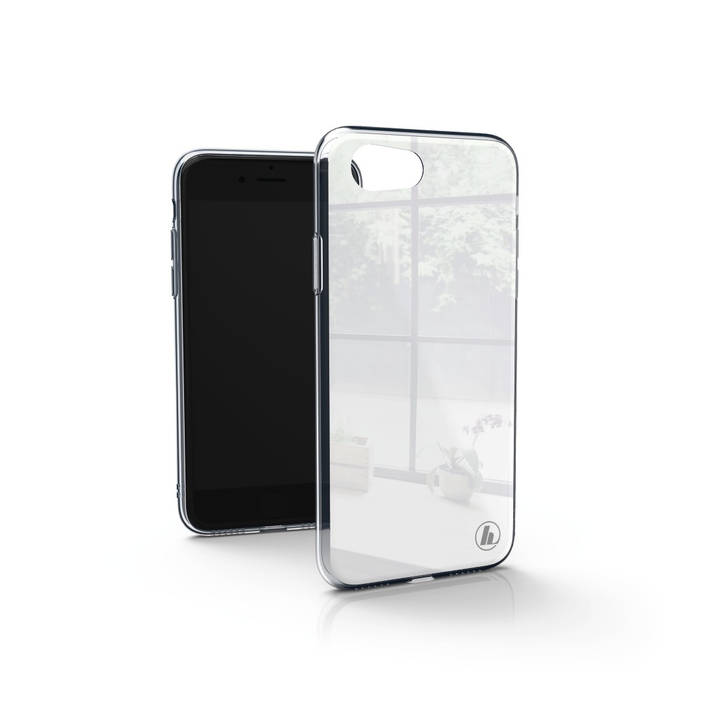 Cover Glass für Apple iPhone 7/8, Hellgr