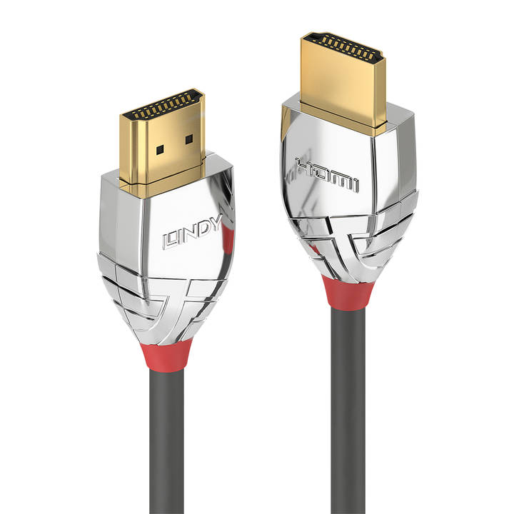 LINDY 0.3m High Speed HDMI Cable Cromo L