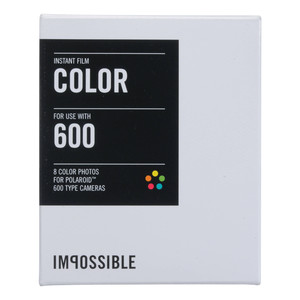 IMPOSSIBLE PROJECT 600 Color Film