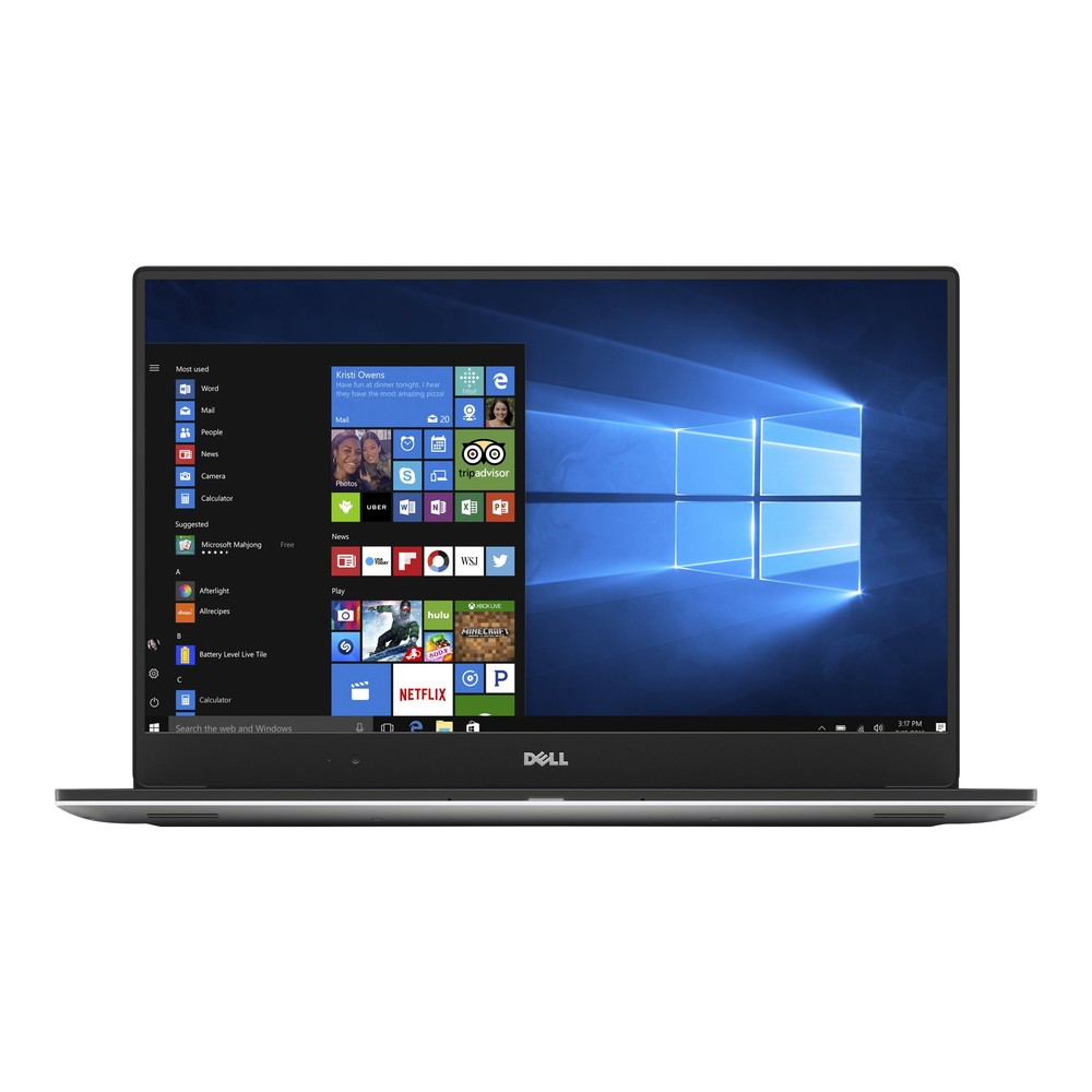 "DELL XPS 15 9560, 15.6"", i7, 16 GB RAM, 512 GB SSD"