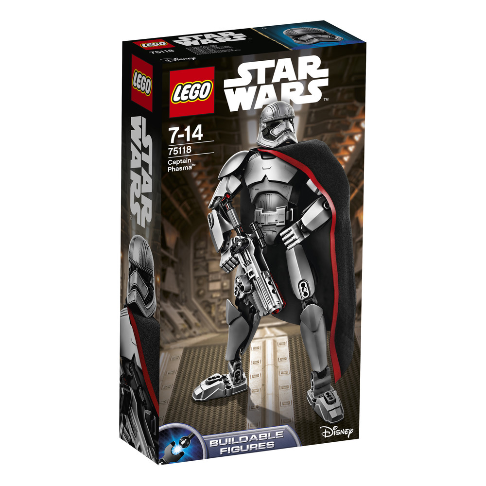 LEGO Star Wars Captain Phasma (75118)