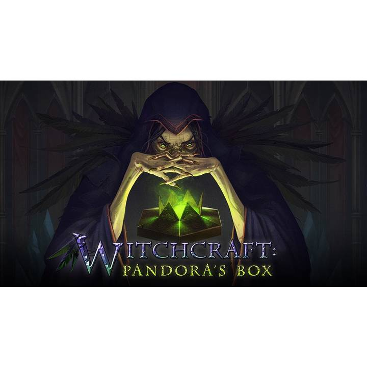 Witchcraft Pandora's Box
