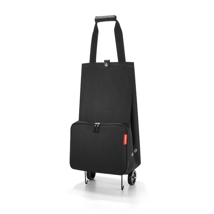 REISENTHEL Foldabletrolley, Black