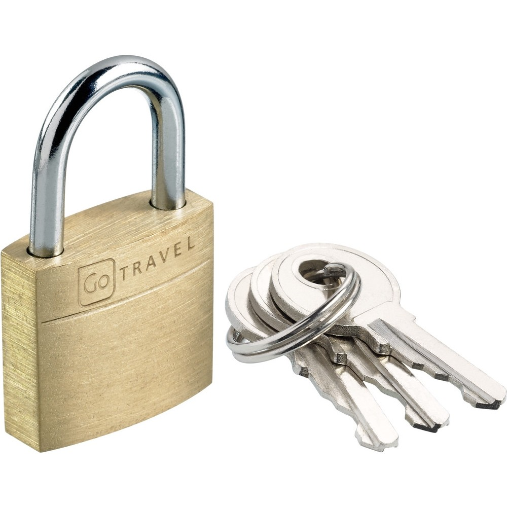 GO TRAVEL Suitcase Padlock