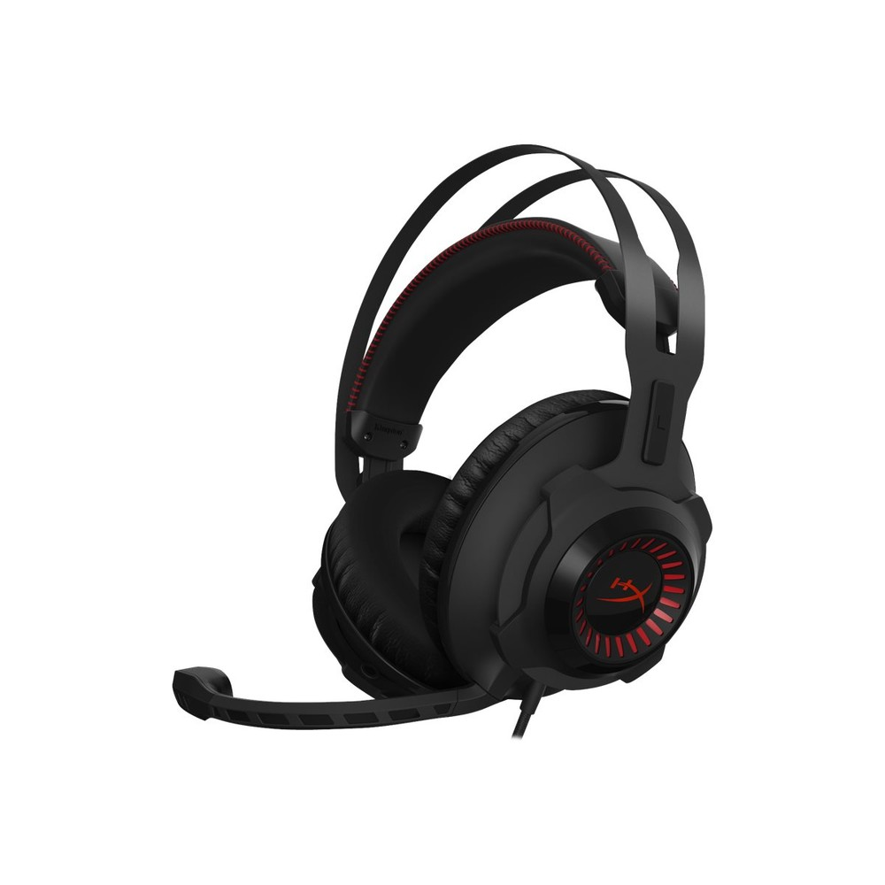 KINGSTON Over-Ear Headset HyperX Cloud Revolver Black