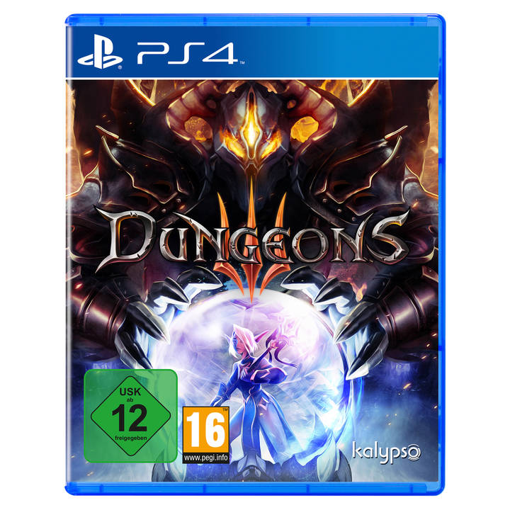 Dungeons 3 (Version I)