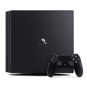 SONY Playstation 4 Pro 1 TB Jet Black