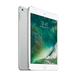 "APPLE iPad mini 4 Wi-Fi, 7.9"", 128 GB, Silver"