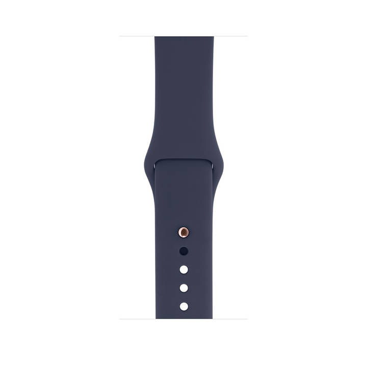 APPLE 38mm Midnight Blue Sport Band with