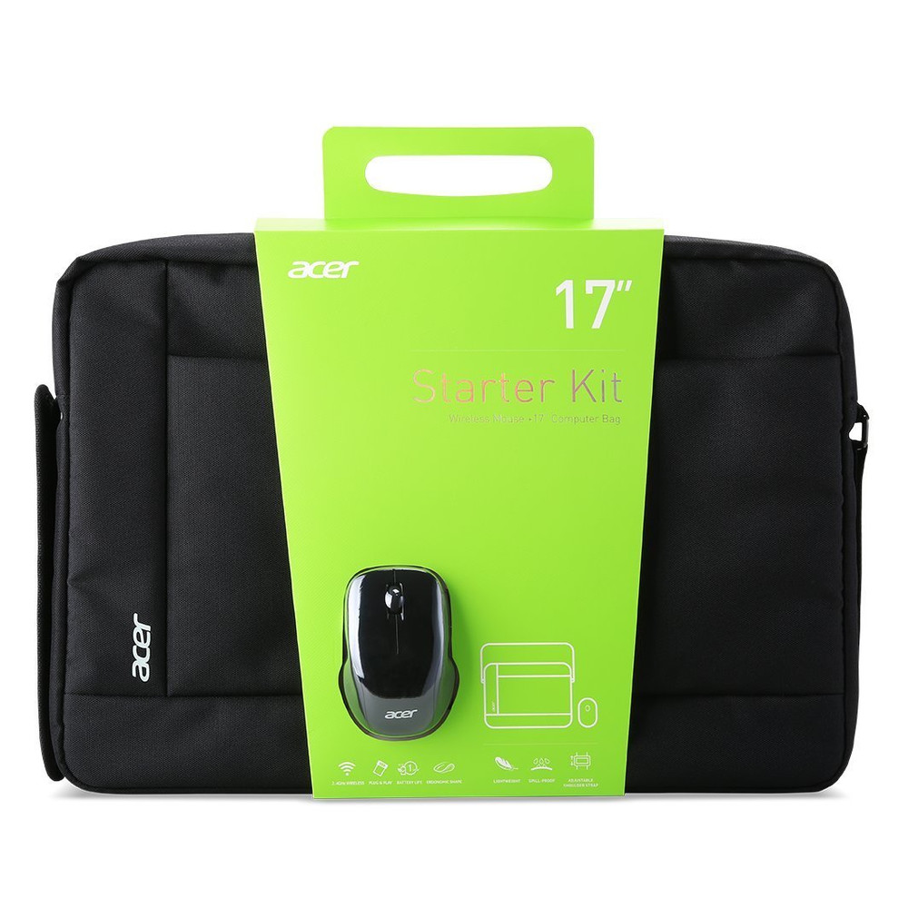ACER Bag + Wireless Mouse