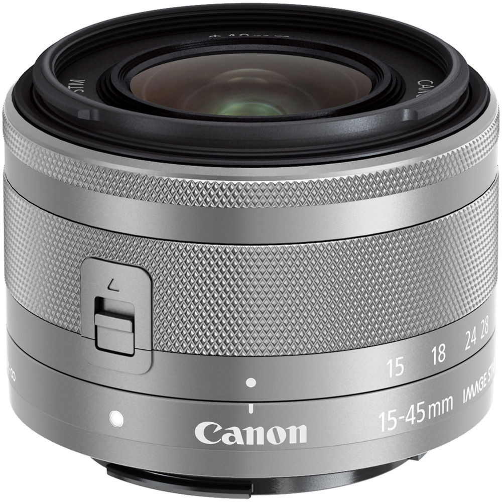 CANON EF-M 15 - 45 mm f/3,5-5,6 IS STM