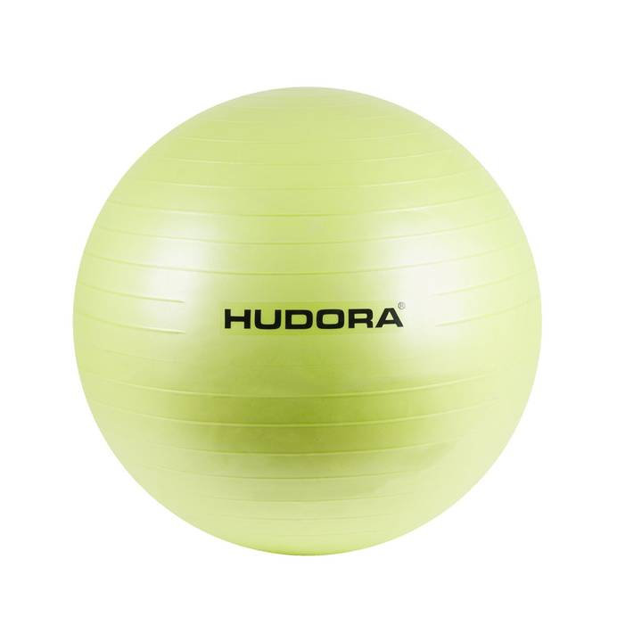 HUDORA Boule de gymnastique physique HUDORA 75 cm Lemongreen