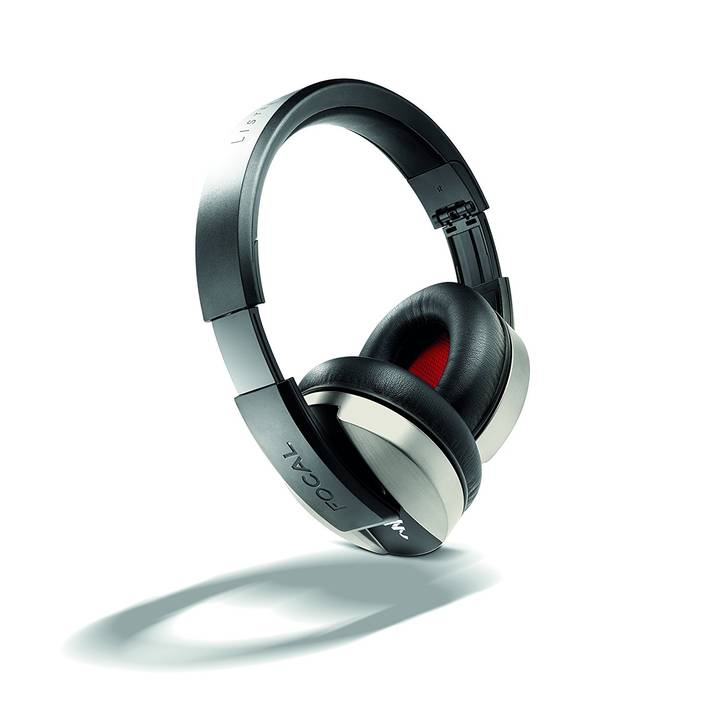 FOCAL Listen, Black/Silver