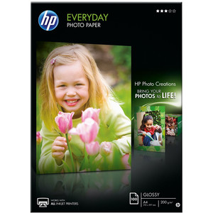 HP Fotopapier Everyday Photo Paper
