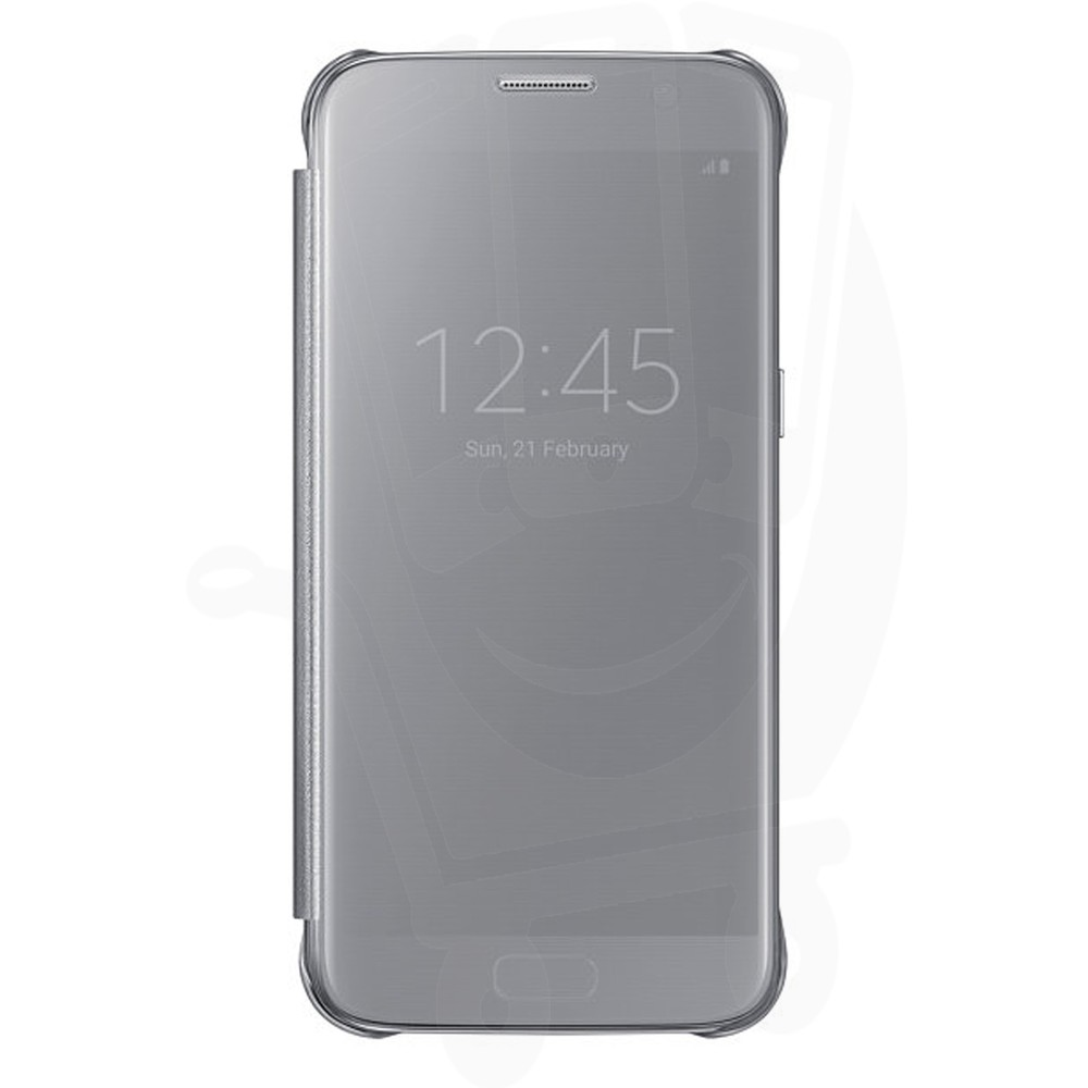 SAMSUNG Clear View Cover EF-ZG930
