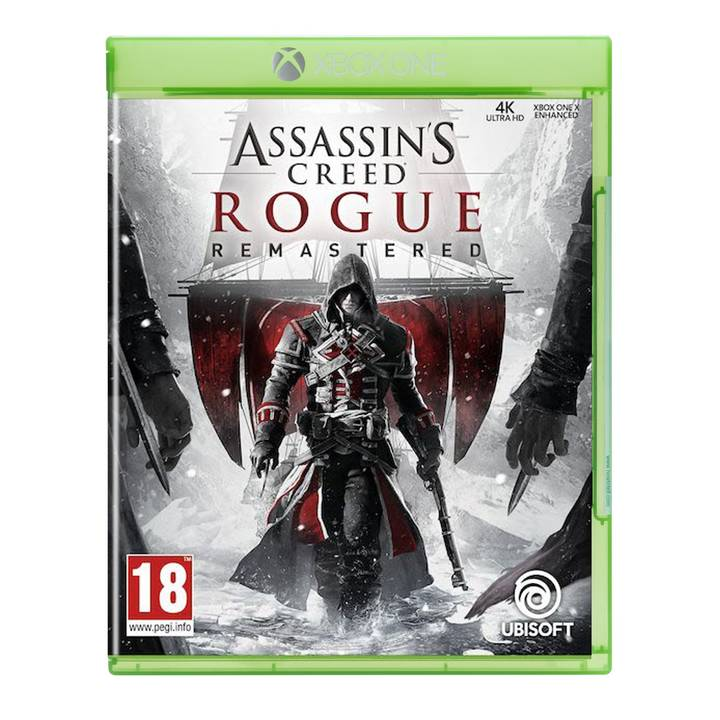 Assassins Creed Rogue Remastered (DE/FR/IT)