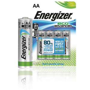 ENERGIZER Eco Advanced AA-Batterien