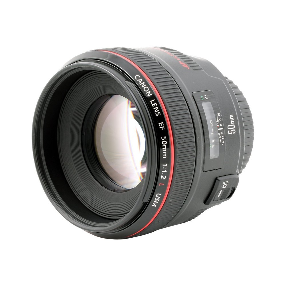 CANON EF 50 mm f/1.2