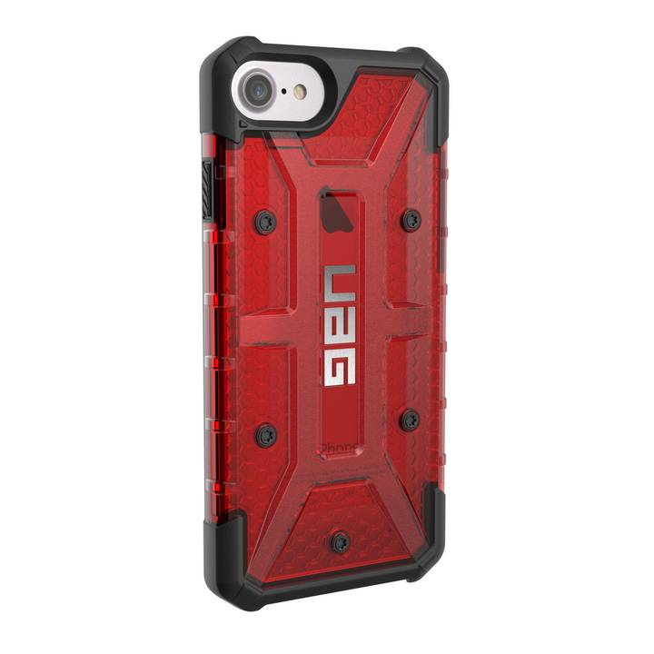 UAG Plasma Case Magma Red iPhone 8/7/6s/