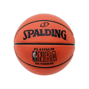 SPALDING Basketball NBA Platinum Outdoor