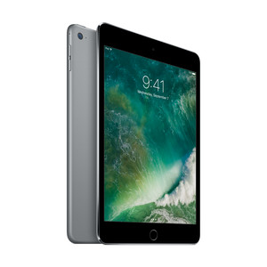 "APPLE iPad mini 4 Wi-Fi, 7.9"", 128 GB, Space Grey"