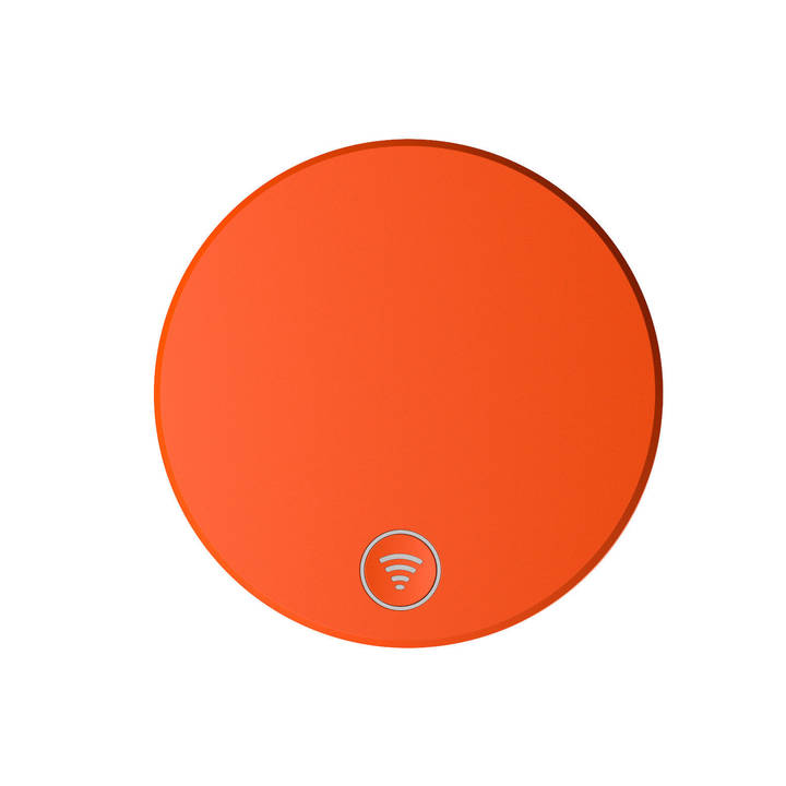 SKYROAM Solis Global WiFi Hotspot Set inkl. Daypass Orange
