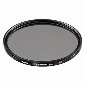 HAMA Polarisations-Filter HTMC Mulit-Coated, Wide 62 mm