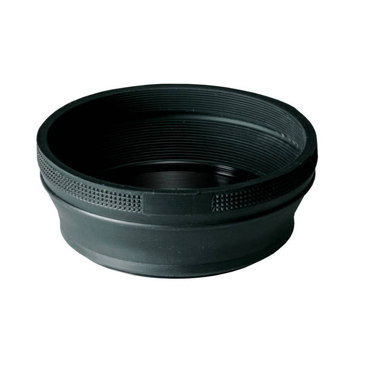 B+W Rubber Lens Hood 55 mm