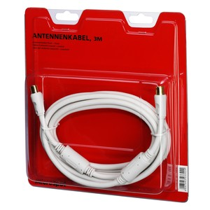MICROSPOT TV-Antennenkabel 3m