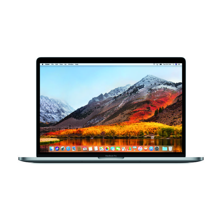 "APPLE MacBook Pro 15"" Retina Space Grau, i7, 16 GB RAM, 1 TB Flash"