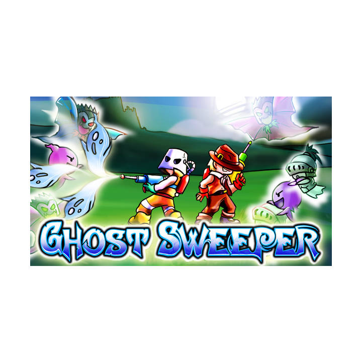 IMMANITAS ENTERTAINMENT Ghost Sweeper