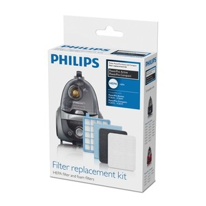 PHILIPS Filter Ersatz-Kit FC8058/01