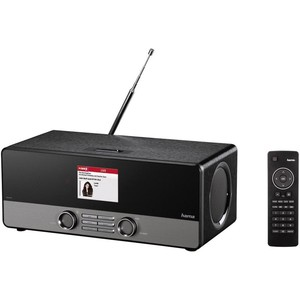 HAMA Digitalradio DIR3100, Black