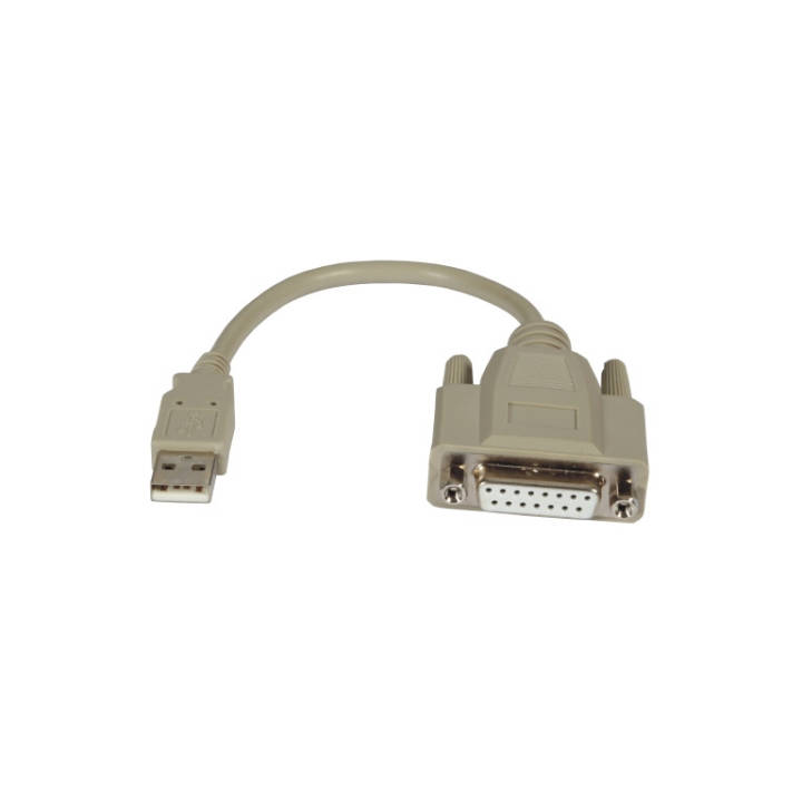 USB2.0 ADAPTER CABLE GAME PORT