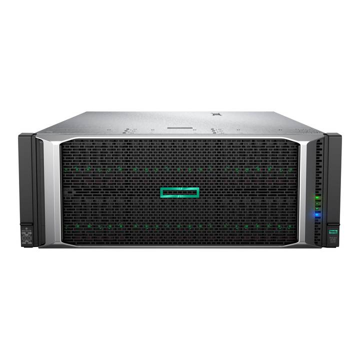HPE ProLiant DL580 Gen10 Base - Montaggio su rack - Xeon Gold 6148 2,4 GHz - 128 GB - 0 GB