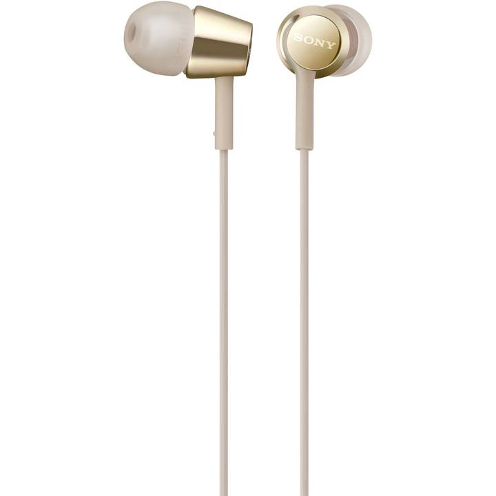 SONY MDR-EX155AP, Gold