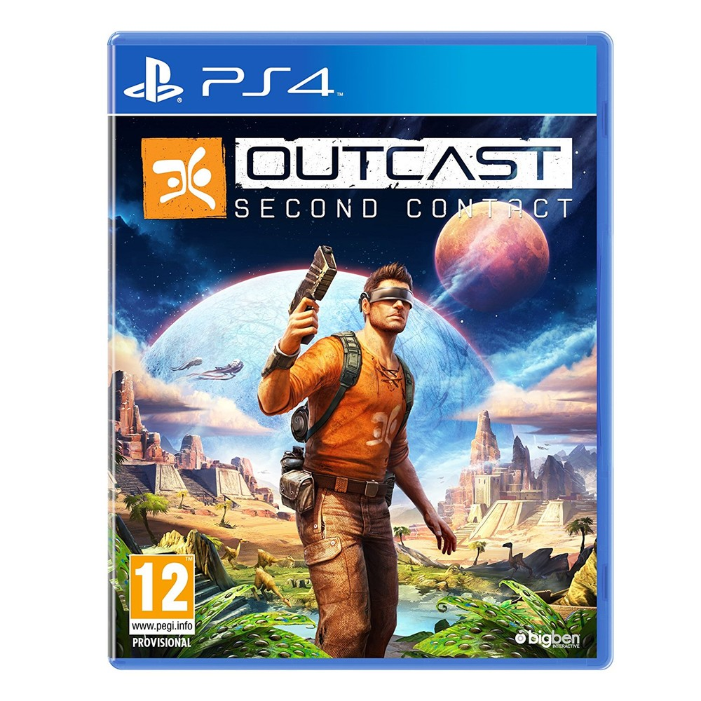Outcast - Second Contact (Version DF)