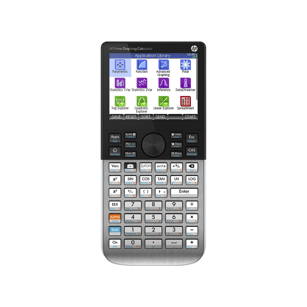 HP Prime Graphing Wireless Calculator