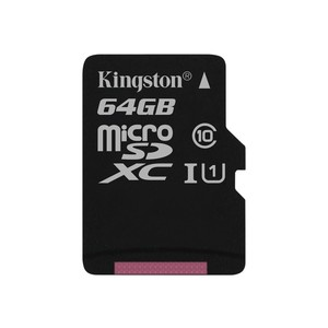 KINGSTON Flash-Speicherkarte 64 GB
