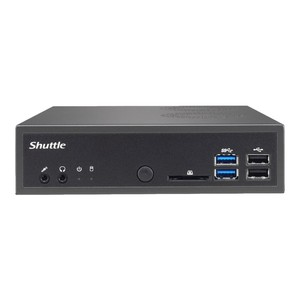 SHUTTLE XPC slim DQ170