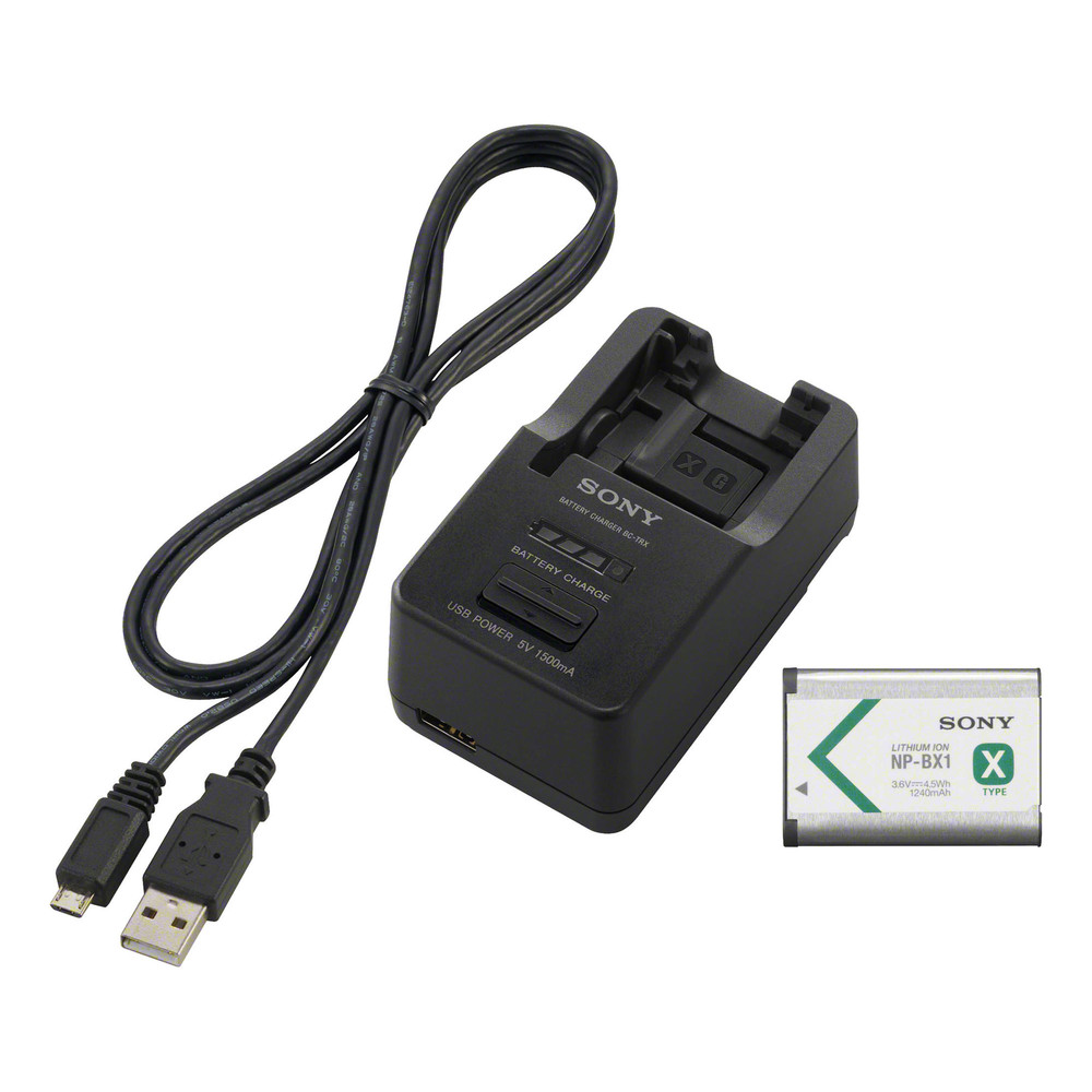 SONY Battery & Charger