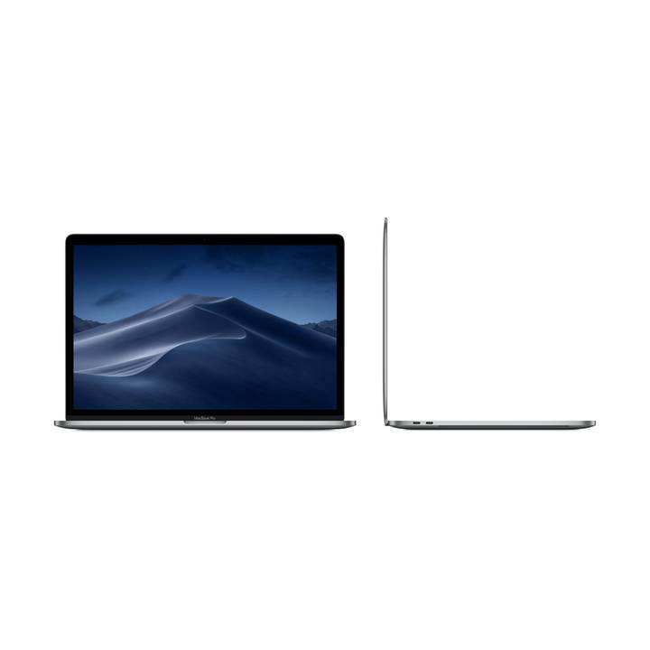 "APPLE MacBook Pro Retina 15"" Touch Bar, Space Grau, i9, 32 GB RAM, 512 GB SSD, 2018"