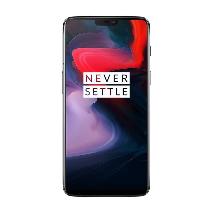 ONEPLUS 6, 256 GB, Dual-SIM, Midnight Black