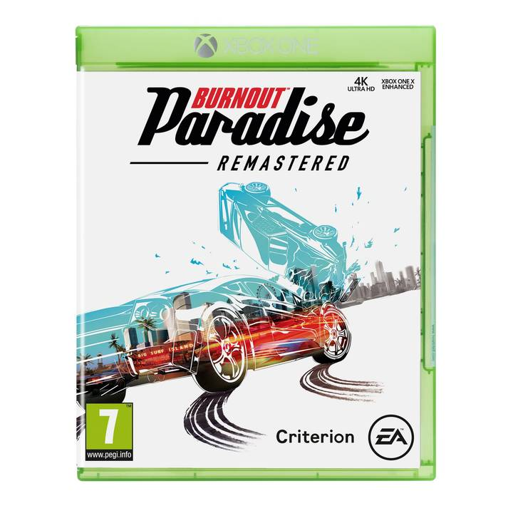 Burnout Paradise Remastered (DE/FR/IT)