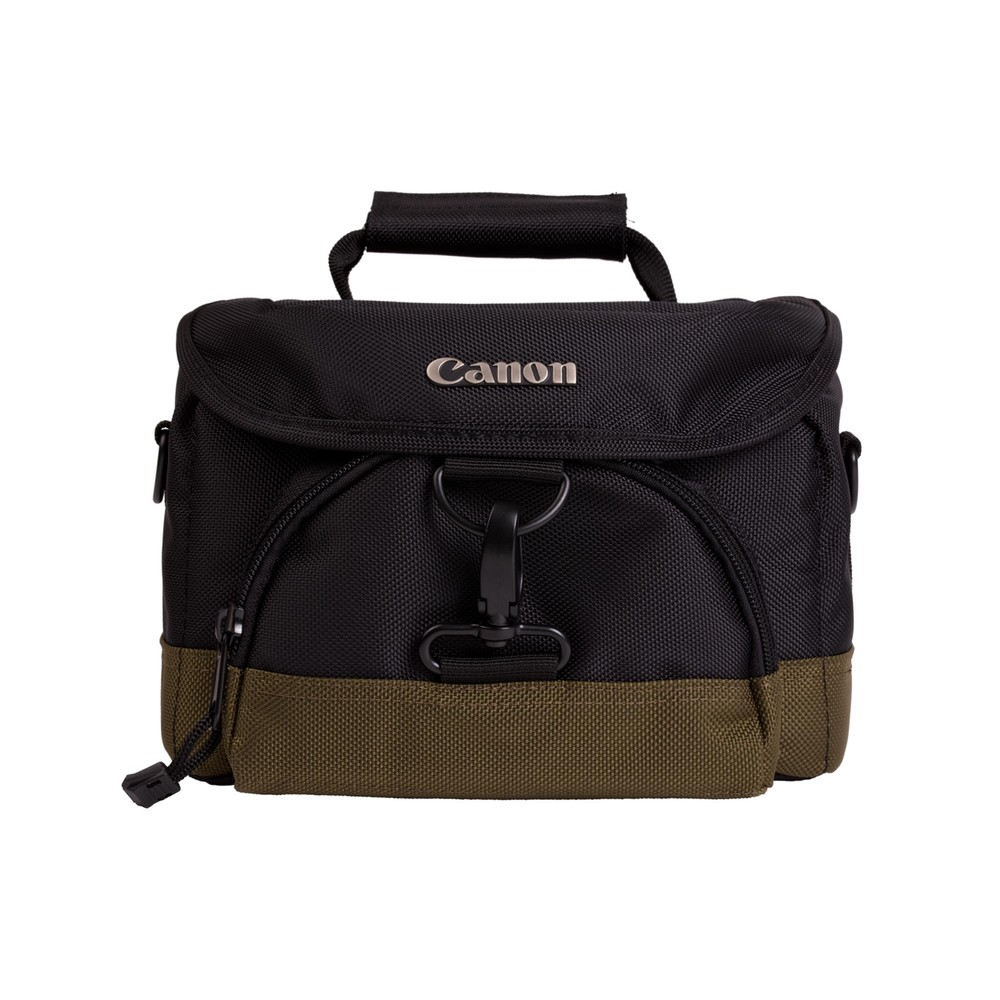 CANON Gadget Bag 100EG Custom, Black/Green