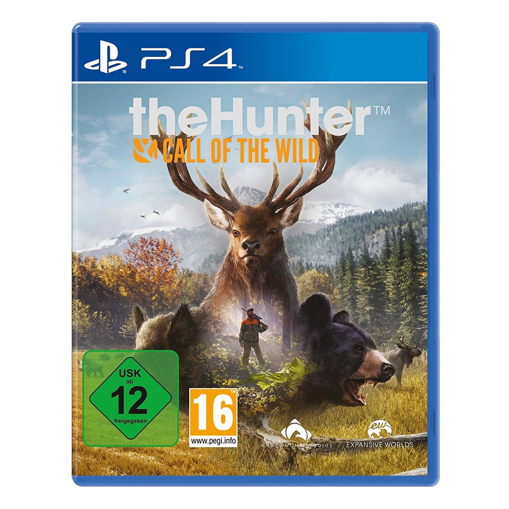 The Hunter - Call of the Wild (Version D)