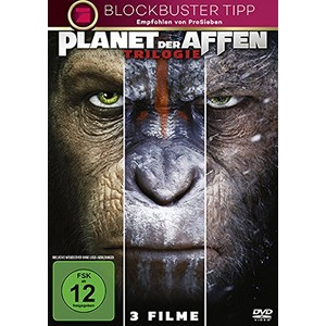 Planet der Affen Trilogie (Version D)