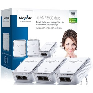 DEVOLO dLAN 500 duo Kit