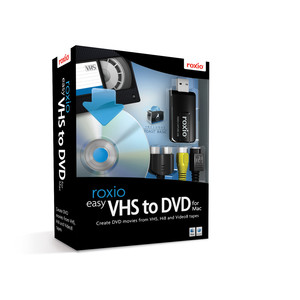 COREL Easy VHS to DVD